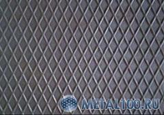 Лист рифлёный ромб 5 мм ГОСТ 8568-77 купить в г Москва